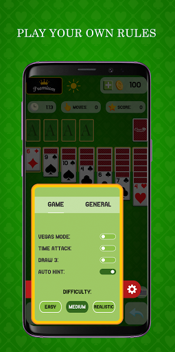 Classic Solitaire - Without Ads 2.0.5 screenshots 5