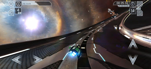 Cosmic Challenge Racing  screenshots 8