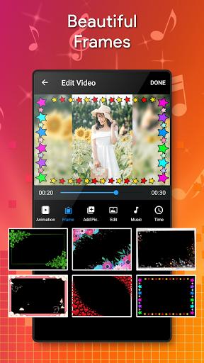 Video maker with photo & music 1.0.52 screenshots 2
