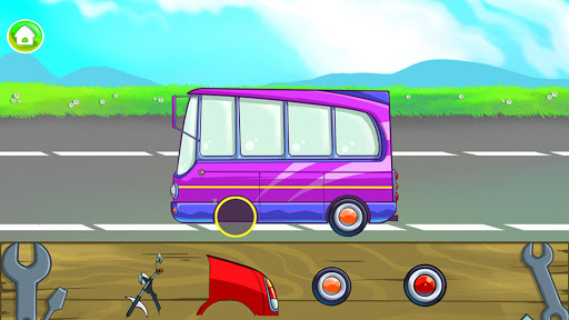 Learning Transport Vehicles for Kids and Toddlers 1.3.6 screenshots 5