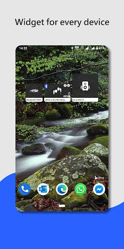 Bluetooth audio device widget: connect, play music  Screenshots 8