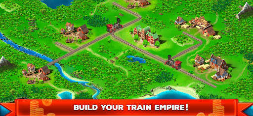 Idle Train Empire modavailable screenshots 1