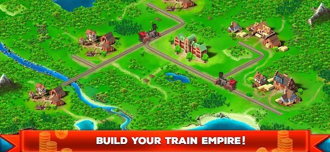 Idle Train Empire Mod Apk (Unlimited Money/Gold) 1