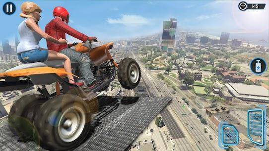 ATV Quad Bike Simulator 2021: Bike Taxi Games 7