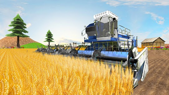 Real Tractor Farmer Simulator: Tractor Games 2
