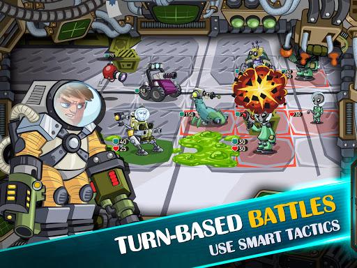 Space Raiders RPG  screenshots 19