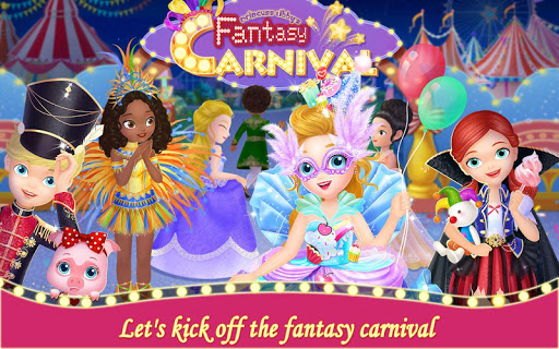 Princess Libby's Carnival 1.0.2 Screenshots 11