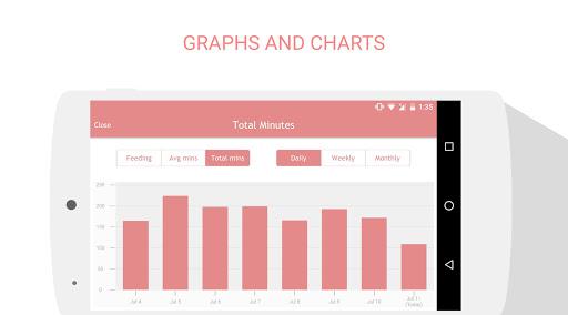 Baby Breastfeeding Tracker 1.3.10.20200810.1 Screenshots 4