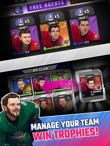 Puzzle Hockey - Official NHLPA Match 3 RPG 2.34.0 screenshots 10