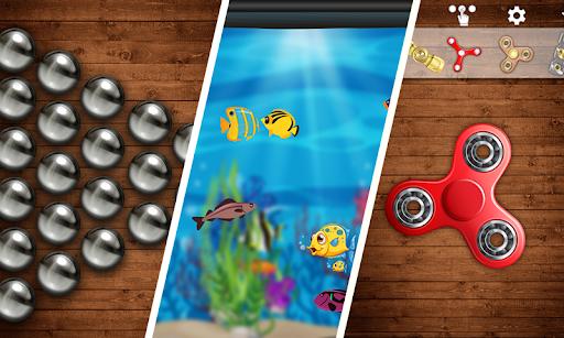 Goo Antistress Toys Fidget Cube - ASMR Slime games 3.0.21 screenshots 3