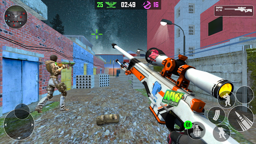 Modern Gun Strike OPS 2021 - FPS Shooting Games 1.0.15 screenshots 8