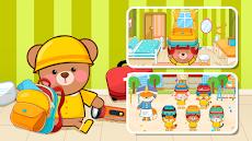 子供の地震安全教育 - 災害避難ゲームのおすすめ画像1