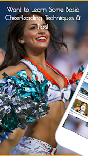 Cheerleader Guide 1.1 MOD Apk Download 1
