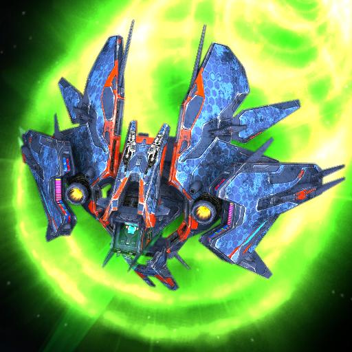 Space Ships WAR: Unique TD Battles