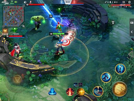MARVEL Super War goodtube screenshots 23