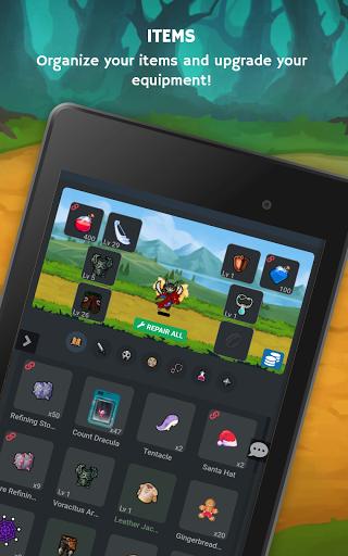Mana Storia - Simple Browser MMORPG (Beta) 1.3 screenshots 24