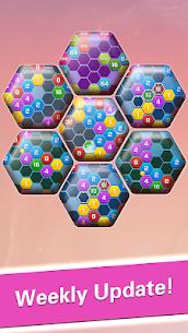 Merge  Block Puzzle – 2048 Hexa 5