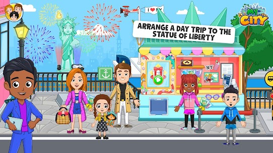 My City : New York For Android (MOD, Paid) 4