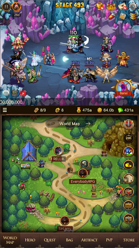 Everybody's RPG screenshots 2