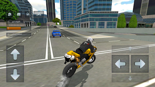 Extreme Bike Driving 3D 1.16 screenshots 3