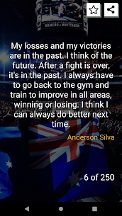 MMA Quotes – To Real Fight Fans Apk Download NEW 2021 5