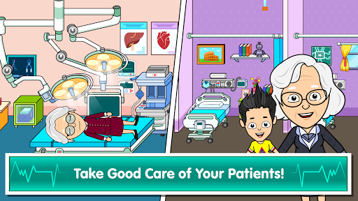 My Tizi Town Hospital - Doctor Games for Kids ud83cudfe5 1.1 Screenshots 14