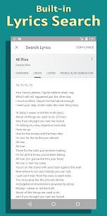 Lyrics Editor Mod Apk (Pro Features Unlocked) 3
