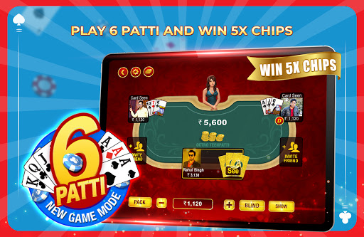 Teen Patti by Octro - Online 3 Patti Game screenshots 14