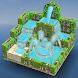 Flow Water Fountain 3D パズル