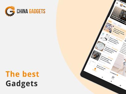 China Gadgets – The Gadget App