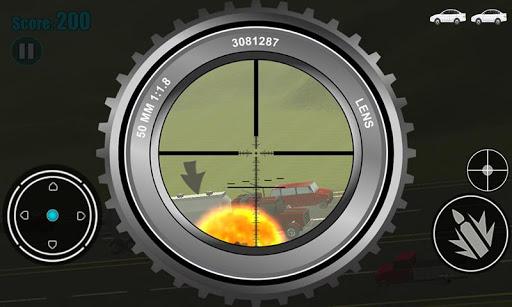 Sniper Traffic Hunter Game 1.5 screenshots 4