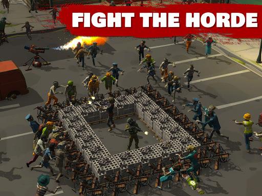 Overrun Zombie Tower Defense: Free Apocalypse Game apkdebit screenshots 8