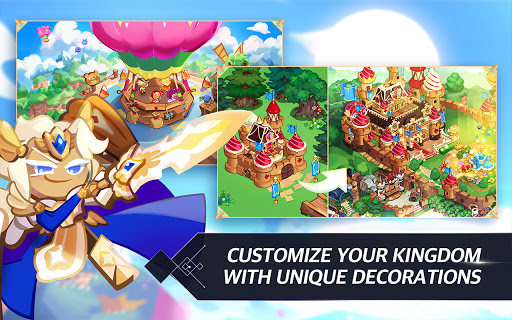Cookie Run: Kingdom apkmr screenshots 4