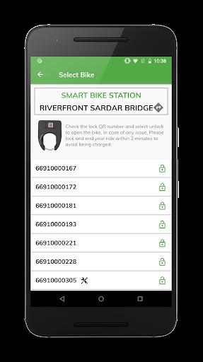 MYBYK | Bicycle Rental & Sharing android2mod screenshots 4