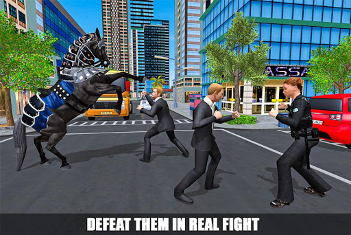 Mounted Police Horse Chase 3D 1.0 screenshots 7