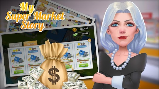 My Supermarket Story : For Pc   How To Install (Download Windows 7, 8, 10, Mac) 1