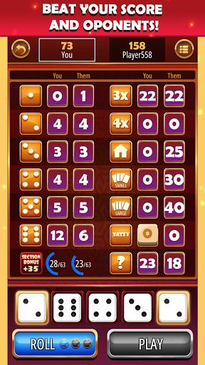 Yatzy Classic - Free Dice Games 1.2.2 screenshots 2