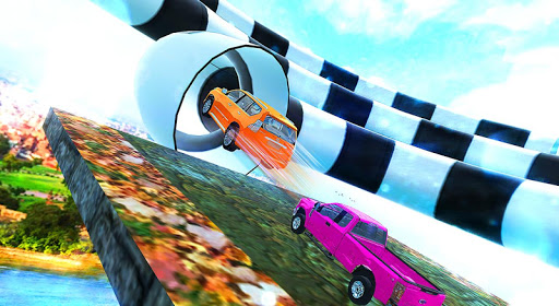 City GT Racing Car Stunts 3D Free - Top Car Racing 1.0 screenshots 2