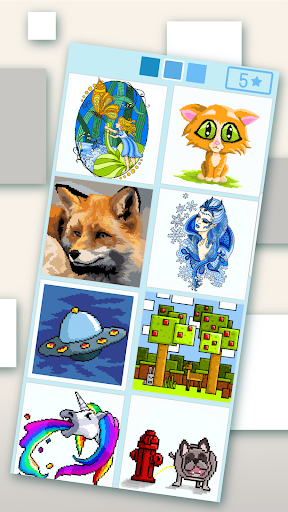 Pixyfy: pixel art, color by number, coloring games  screenshots 11