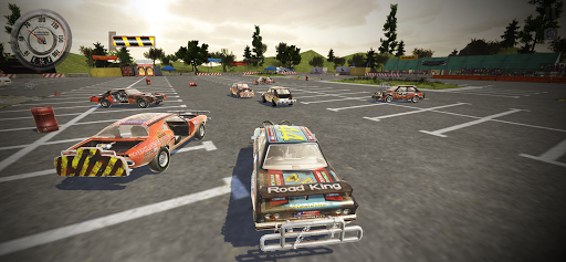 Derby Forever Online Wreck Cars Festival 1.35 screenshots 2