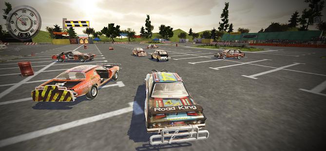 Derby Forever Online Wreck Cars Festival apk