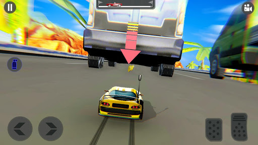 RC Car Racer: Extreme Traffic Adventure Racing 3D screenshots 2