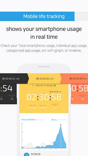 UBhind: No.1 Mobile Life Tracker/Addiction Manager 4.21.0 screenshots 1
