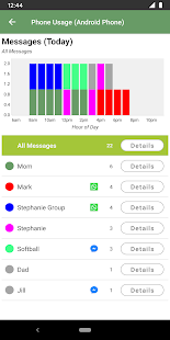 MMGuardian Parental Control App For Parent Phone