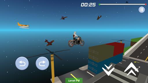 Sky Bike Stunt screenshots 5