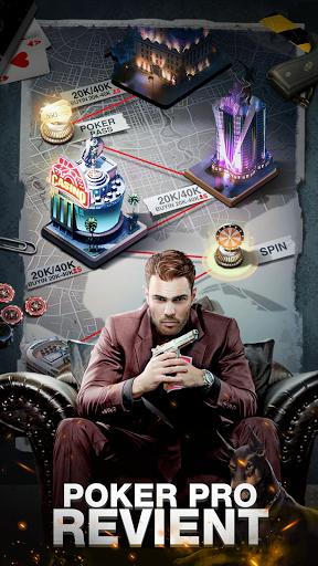 Code Triche Holdem or Foldem - Poker Texas Holdem (Astuce) APK MOD screenshots 2