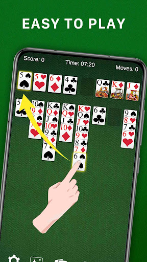 AGED Freecell Solitaire 1.1.14 screenshots 3