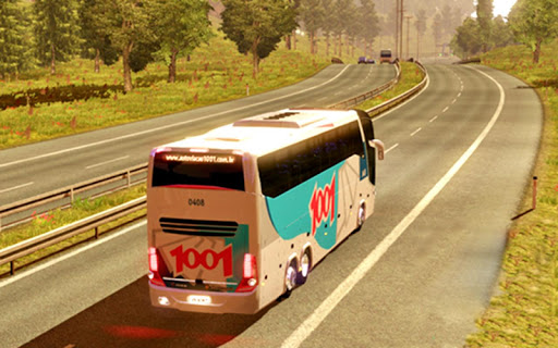 US Smart Coach Bus 3D: Free Driving Bus Games 1.0 Screenshots 8