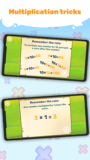 Engaging Multiplication Tables - Times Tables Game 1.1.5 screenshots 4