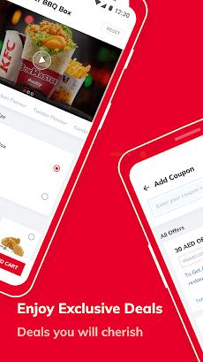 KFC Saudi - Order food online from KFC Delivery!のおすすめ画像4